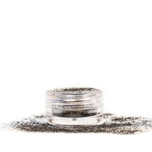 GLITTER POWDER 2gr BLACK